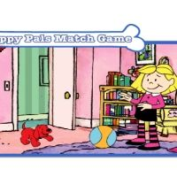 Puppy Plas Match Game