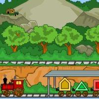 The Shape Train