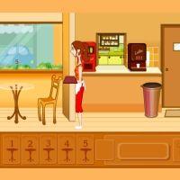 Cafe Waitress