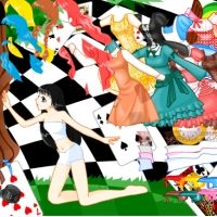 Alice w krainie czarów