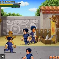 Kung Fu Trials