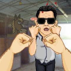 The Brawl 4: Gangnam Style