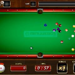 PentHouse Pool: Single Player