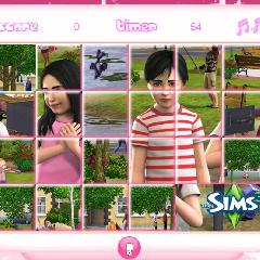 The Sims Mix Up