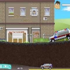Ambulance Truck Rider