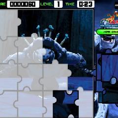 Puzzle - Kung Fu Panda