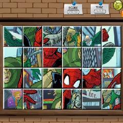 Spiderman Photo Mess