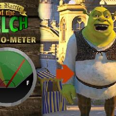 Shrek The Batlle Of The Belch