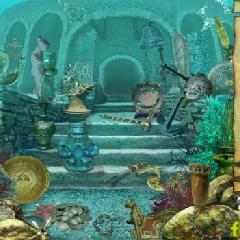 Nicole Adventure In Atlantis