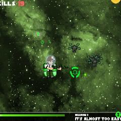 Ben 10 Space Shooter