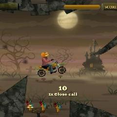 Pumpkin Head Riders