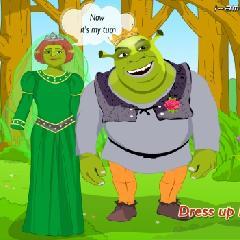 Ubierz Shreka