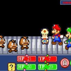 Mario & Luigi RPG