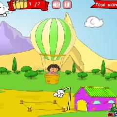Dora Baloon Express