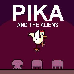 Pika And The Aliens