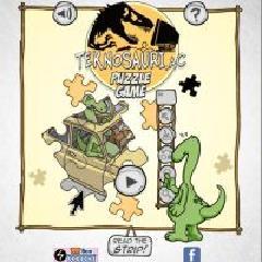 Teknosauri.aC Puzzle Game