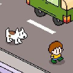 Being Chased By Dog