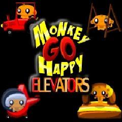 Monkey GO Happy - Elevators