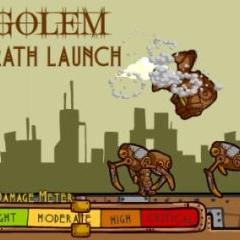Golem Death Launch